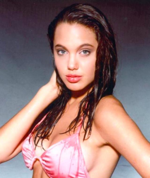 Анджелина Джоли Американская актриса.