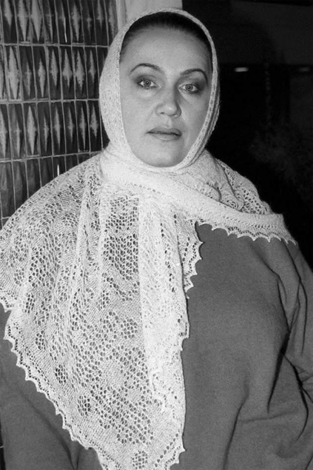 Надежда Бабкина образца 1991 года.