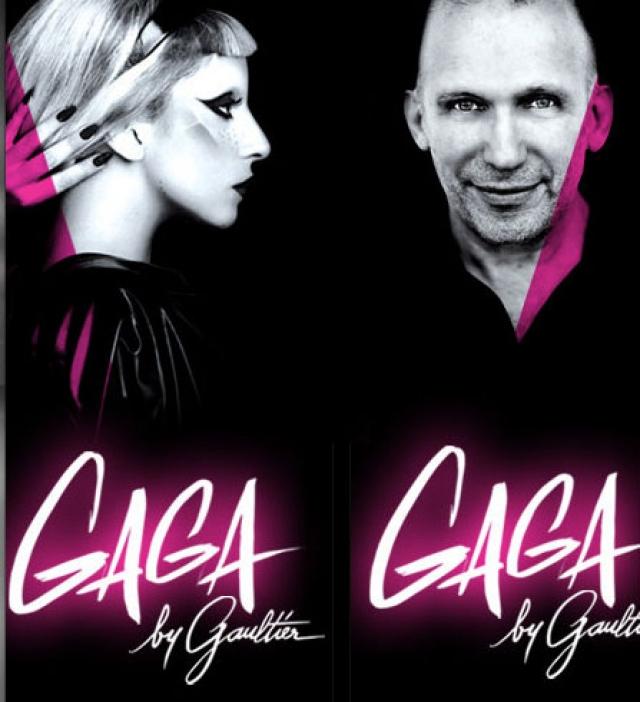 """Леди Гага. Однажды певица стащила платья от Жана-Поля Готье, которые дизайнер великодушно согласился предоставить девушке для съемок фильма """"Gaga by Gaultier""""."""