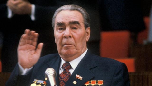 """Доказано, что Брежнев стал наркозависимым от снотворного препарата """"небутал"""". Он мог принять на ночь четыре или пять таблеток."""