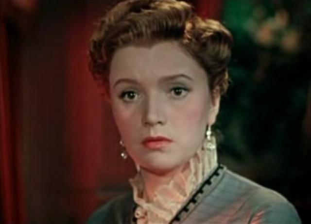 Раиса Куркина. Актриса снялась в более чем шестидесяти фильмах, первый - 1955 года.