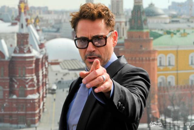 """""""...Я рад, что здесь так много поклонников комиксов. Вы знали, что Россия один из самых главных рынков для Disney? Россия занимает шестое место по кинопрокату в мире. Видимо, Россия меняется""""."""