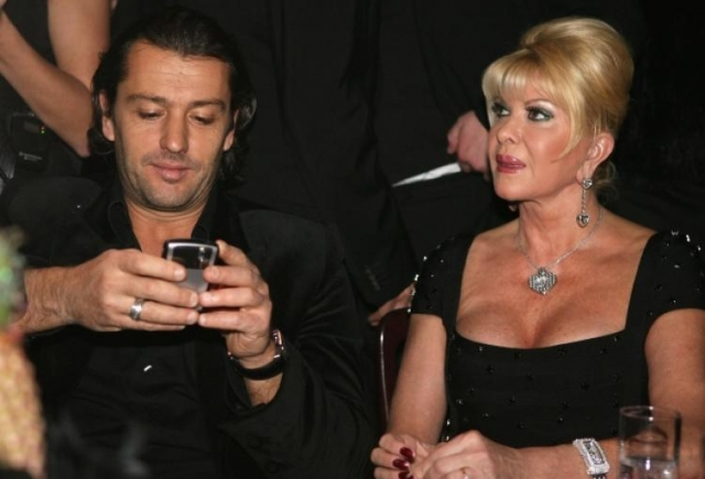 В 2008 году Ивана встретила молодого итальянца Россано Рубиконди, который использовал громкое имя и статус жены для того, чтобы раскрутить собственное шоу на итальянском телевидении, после чего был таков.