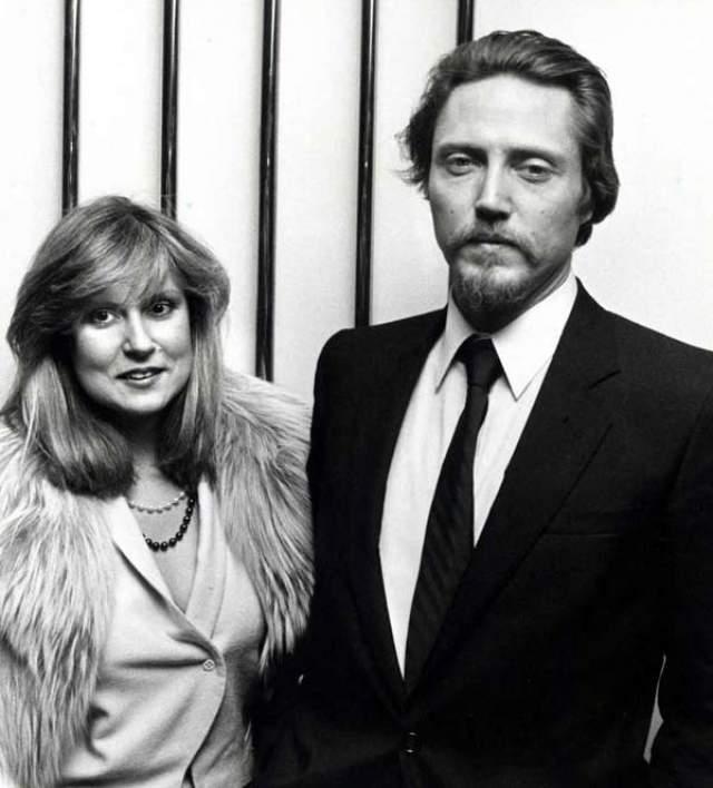 Кристофер Уокен и Джорджанн Уокен, 49 лет в браке.