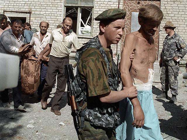 В ходе штурма был освобожден 61 заложник.