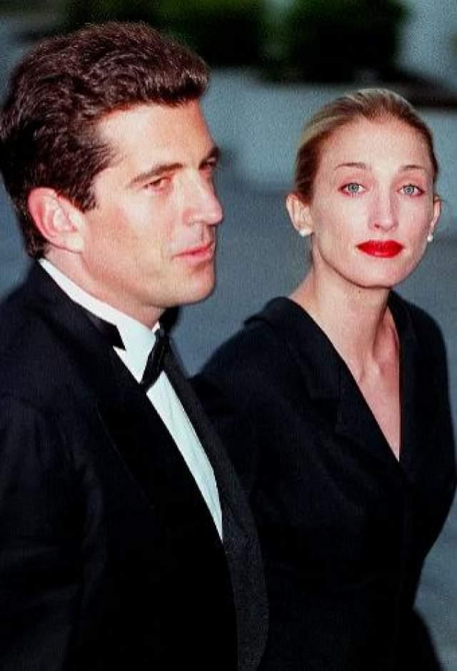 Джон Кеннеди- мл. (Сын Джона Кеннеди) разбился на самолете 16 июля 1999 года вместе с женой и ее сестрой (38 лет)