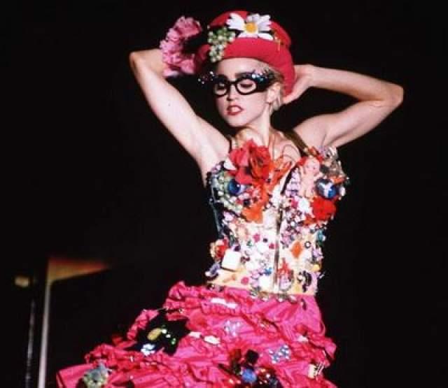 """Дебютный альбом """"Madonna"""" появился в 1983 году и был продан в количестве 5 миллионов штук"""