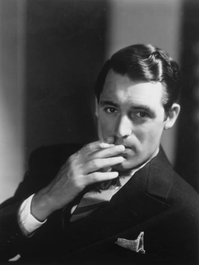 "Кэри Грант (Арчибальд Александр Лич). 1904-1986. Англо-американский актер. Дважды был номинирован на ""Оскар""."