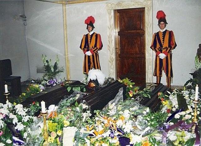 После девяти месяцев следствия судья ватиканского трибунала Джанлуиджи Мароне не нашел подтверждения ни одному из вышеперечисленных предположений. Согласно официальной версии, причиной инцидента стал приступ безумия.