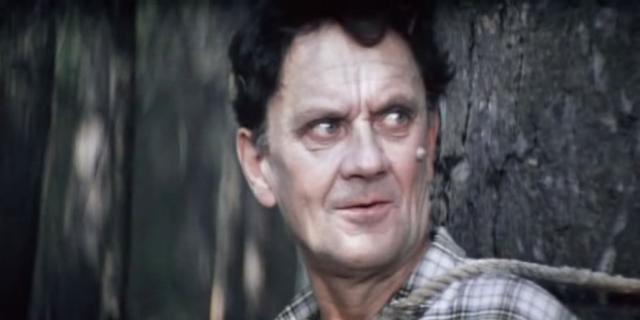 """Николай Романов. Снимался, в основном, в небольших ролях и эпизодах, играя характерно-комедийные роли, самой известной из которых и осталась роль Шефа в """"Бриллиантовой руке""""."""