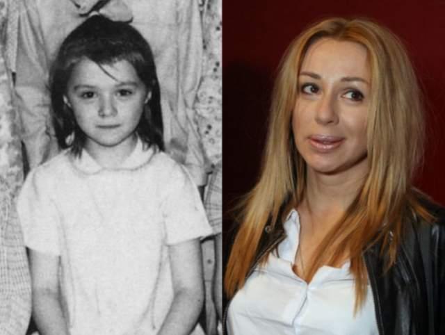 Алена Апина, 54 года.