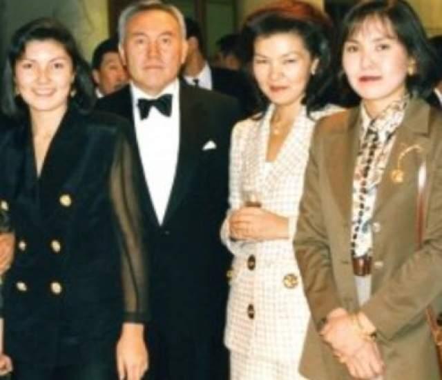 Нурсултан Назарбаев. У президента Казахстана три дочери: Дарига, Динара и Алия. Дарига в 2015 году стала вице-премьером, а затем и депутатом сената.