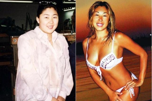 """Анита Цой. В конце 80-х певица солировала в Хоре Корейской пресвитерианской церкви """"Поющие ангелы"""" и выглядела вот так."""
