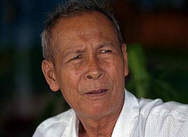 """21 июля 2006 года умер последний командир """"красных кхмеров"""" Та Мок. О новом руководстве движения ничего не известно."""