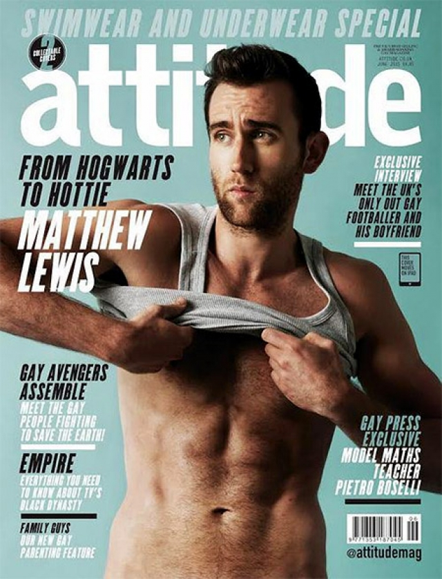 Однако сейчас британский актер превратился в такого красавца, которому по плечу и съеки для глянца и реклама нижнего белья.