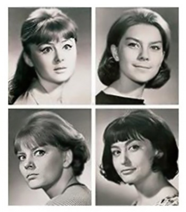 А вот кто мог бы сыграть Нину вместо Натальи Варлей - Наталья Селезнева, Лариса Голубкина, Марианна Вертинская и Земфира Цахилова.