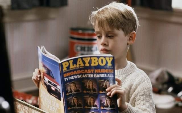 """Роль Кевина Маккаллистера принесла 10-летнему Макколею первую номинацию на """"Золотой Глобус"""" (""""Лучшая мужская роль в комедии или мюзикле"""") и звание «Ребёнок года», а его гонорар составил 100 тыс. долларов."""