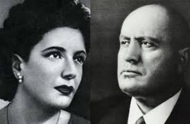 Новой любовью дуче стала Клара Петаччи, бывшая настоящей соратницей Муссолини. 28 апреля 1945 года Муссолини и его любовница Клара Петаччи были захвачены и казнены итальянскими партизанами.