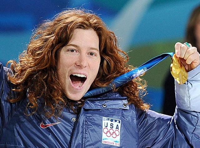 Шон Уайт. Спортсмен входит в тройку самых богатых сноубордистов мира, получая $9 млн.