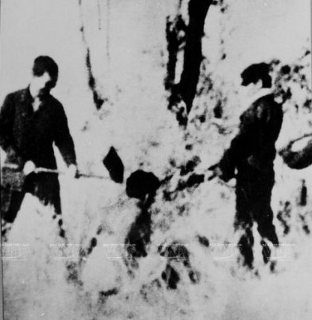 С 1975 по январь 1979 года были убиты все 60 тысяч христиан, как священники, так и миряне. Церкви были разграблены, большинство взорвано.