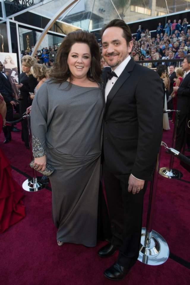 В 2007 году супруги стали родителями дочки Вивиан, а в 2010 году в счастливом браке родилась Жоржетта.