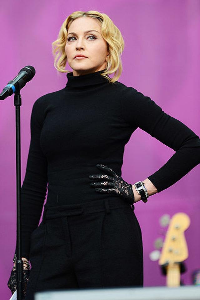 Мадонна проигнорировала повестки, отправленные ей судом в Нью-Йорк, но даже ее отсутствие не помешало судье Виталию Барковскому ее оправдать.