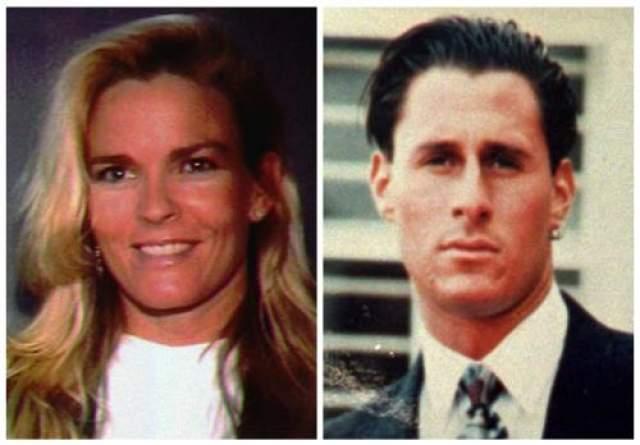 """Первые по """"лезвию ножа"""" он прошел еще в 1994 году. Летом того года тело бывшей жены спортсмена Николь Браун Симпсон было обнаружено в их общем доме. Именно футболист и был обвинен в убийстве супруги и ее любовника-официанта Рональда Гольдмана."""