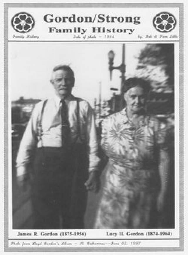 Люси родилась в штате Алабама в США, в 1901 году обручилась с Джоном Ханной. Они родили восьмерых детей, шесть из которых умерли еще при ней.У Ханны хорошая наследственность: две ее сестры дожили до 100 лет, а мать - 99 лет.