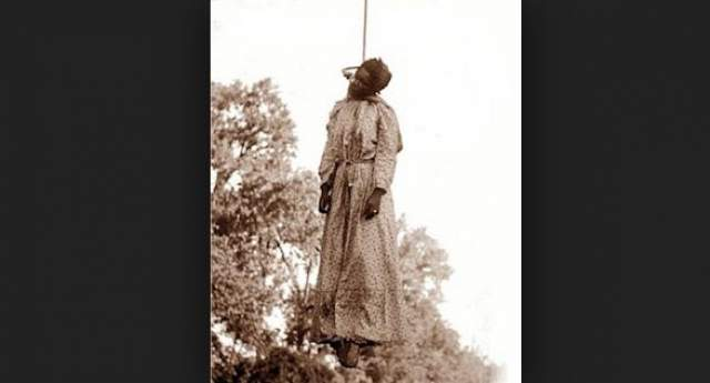 13-летняя рабыня Мэри - еще одна жертва американского правосудия. Девочку повесили в 1838 после того, как ее признали виновной в убийстве двухлетнего ребенка. Мэри оставили присматривать за дочерью ее владельца, после чего тело девочки было найдено в ручье неподалеку от дома.