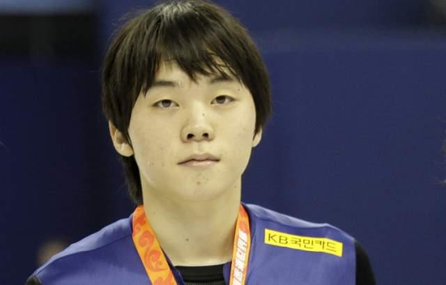 Но Джин Кью. 1993-2016. Южная Корея. Конькобежец.