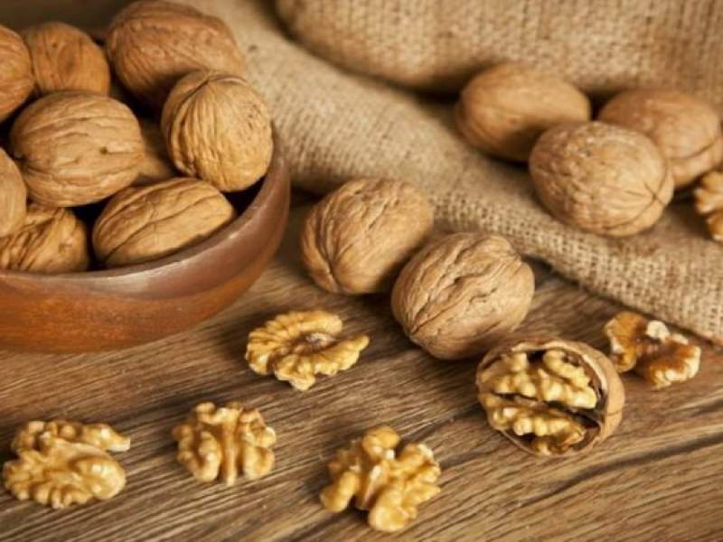 Новости дня: Медики назвали вескую причину включения грецких орехов в меню