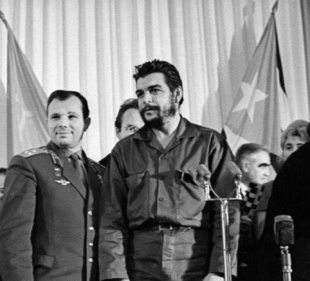Всего Юрий Гагарин в рамках зарубежных визитов посетил около 30 стран.
