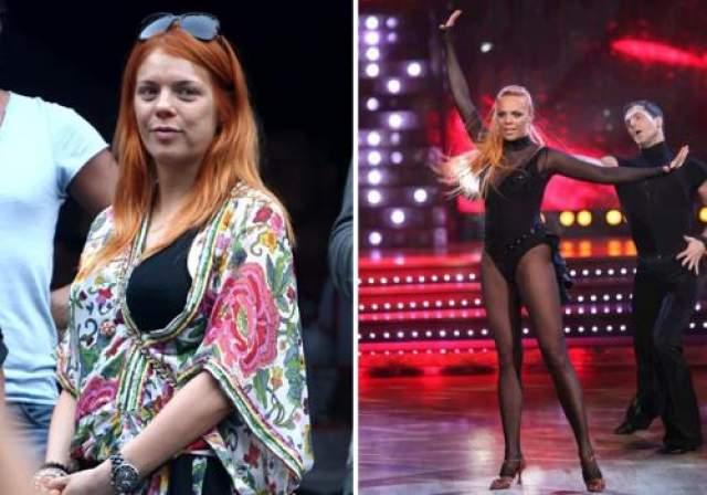 Анастасия Стоцкая После рождения сына Анастасия сильно поправилась. Затем были годы борьбы с лишним весом, за которые певица сумела-таки распрощаться с лишними килограммами.