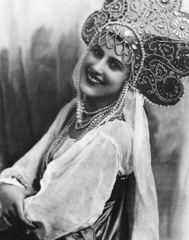 Нина Поль. 1932.