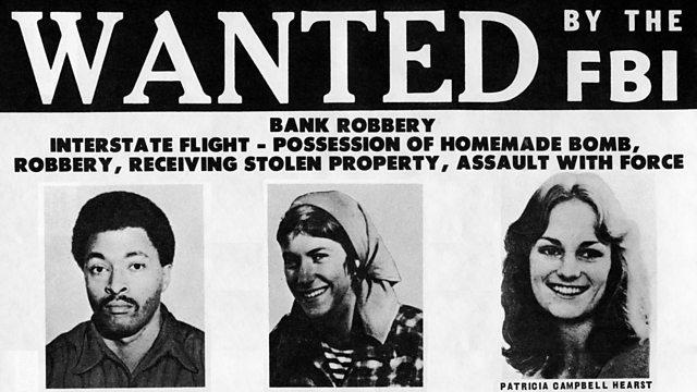 Патти была объявлена в розыск и арестована 18 сентября 1975 года вместе с четырьмя другими членами С. А. О. в результате облавы ФБР.