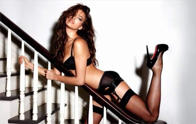 Ирина Шейк. В 2011 году модель появилась в рейтинге на 10-й строке, а в 2012 году Шайхлисламова заняла 7 место.