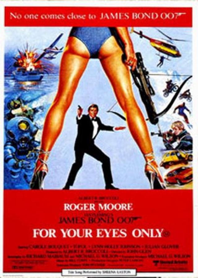 «Только для твоих глаз» (1981) – смерть каскадера Паоло Ригона Двенадцатый фильм о Джеймсе Бонде с Роджером Муром в главной роли прошел с большим успехом – он собрал почти $200 млн в прокате и получил отличные отзывы. Но он унес жизнь молодого каскадера, который только-только начал свою карьеру в кино.