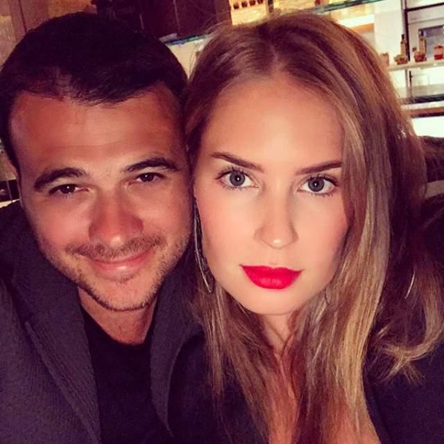 Эмин Агаларов и Алена Гаврилова, 14 июля 2018. О романе певца и модели стало известно в 2016 году, когда Эмин познакомил девушку с родителями.
