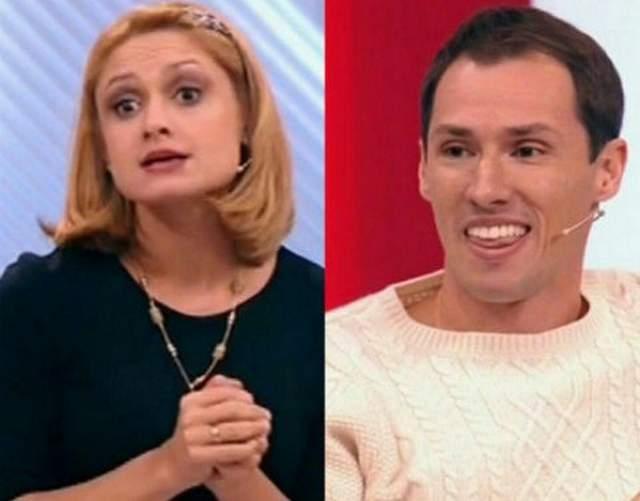 В эфире одного из телешоу молодые люди встретились, а Тимур предоставил на всеобщее обозрение результаты ДНК-экспертизы.