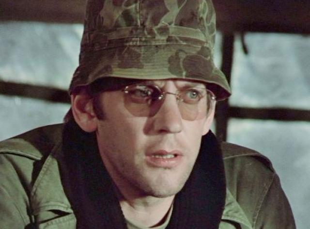 """Дональд Сазерленд. Во время съемок фильма 1970 года """"Герои Келли"""" в Югославии актер подхватил спинальный менингит."""