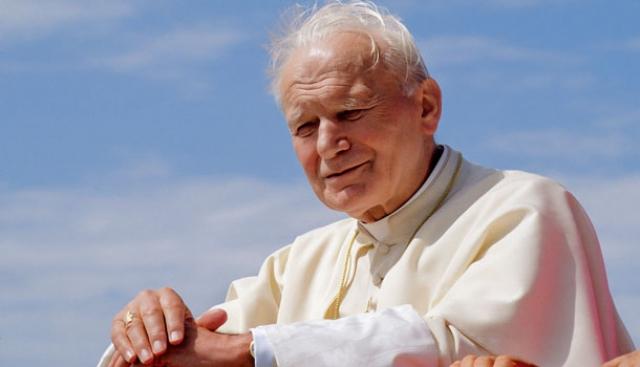 Папа пробыл в отделении интенсивной терапии клиники Джемелли четыре дня.