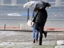 Тропические дожди обрушатся на Москву в выходные