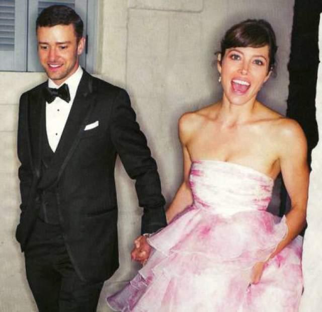 Джастин Тимберлейк и Джессика Бил ($6,5 млн). Свадебная церемония прошла на итальянском курорте Borgo Egnazia и длилось неделю!