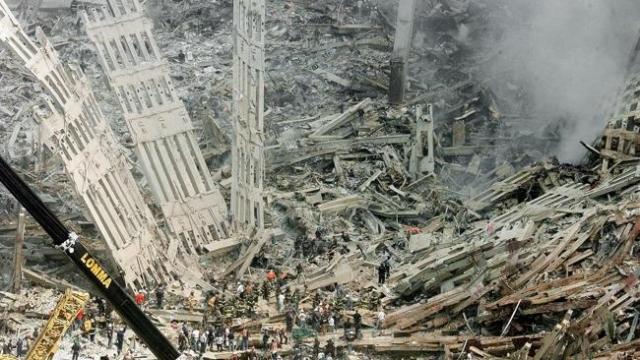 Кроме разрушения двух 110-этажных башен ВТЦ, были серьезно повреждены или уничтожены другие строения ВТЦ.