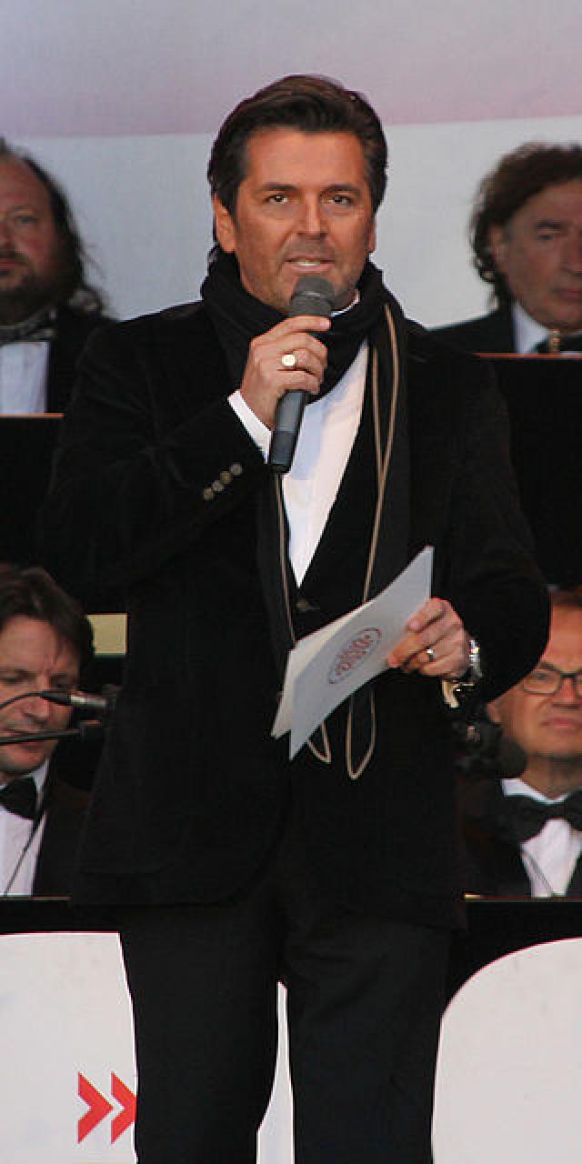 Томас Андерс - Бернд Вайдунг. Звукозаписывающая компания посоветовала Бернду взять псевдоним, с которым он и вышел на большую сцену.
