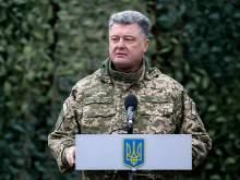 Порошенко: Украина создала новый БТР по стандартам НАТО