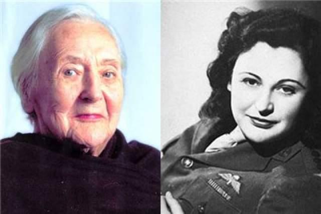 """Вместе с супругом вступила в ряды Сопротивления, когда немцы ворвались во Францию. Во время своей деятельности """"Белая мышь"""" помогала переправиться из страны еврейским беженцам и военнослужащим союзников. Опасаясь за свою жизнь, уехала в 1943 году в Лондон, прошла подготовку в качестве профессиональной разведчицы и вернулась во Францию в апреле 1944 года."""