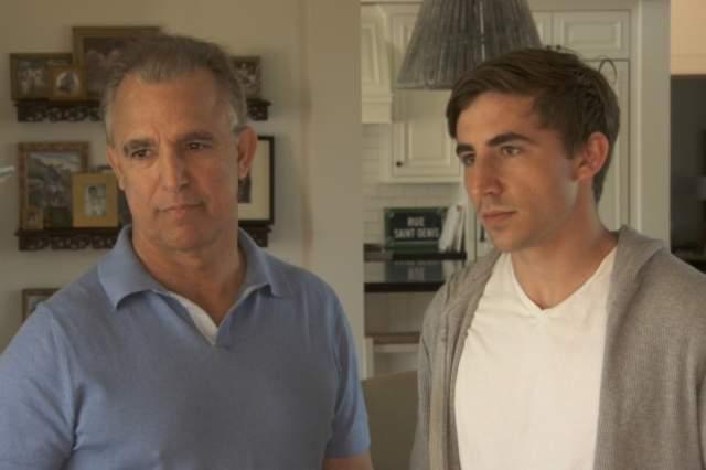 Томас воссоединился с сыном в 2007 году.