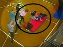 Школьник в Новой Москве на уроке сломал позвоночник, делая кувырок
