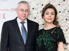 Умер муж Божены Рынски, глава штаба Собчак Игорь Малашенко